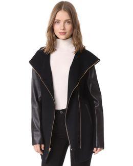 Fae Wool Coat