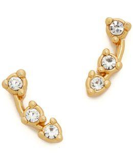 Gemline Stud Earrings