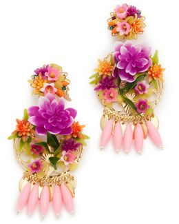 Rosita Mora Clip On Earrings