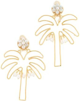 Palmerita Earrings