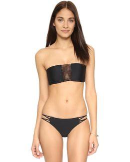 Sunset Bandeau Bikini Top