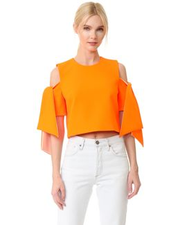 Cropped Ansley Top