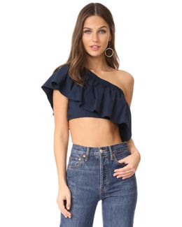 Alexis One Shoulder Top
