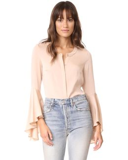 Michelle Silk Blouse