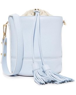Astor Drawstring Bucket Bag