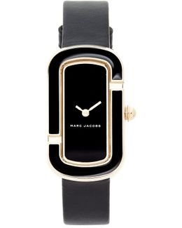 The Jacobs Leather Watch