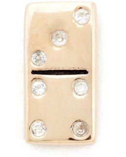 Domino Single Stud Earring
