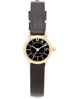Small Roxy Leather Watch