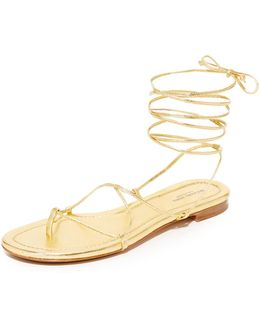 Bradshaw Wrap Sandals