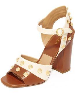 Trista Grommet Sandals