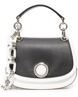 Goldie Small Top Handle Shoulder Bag