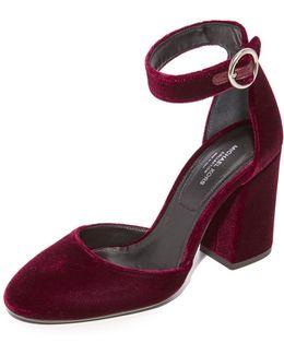 Rena Ankle Strap Heels