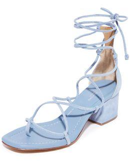 Ayers Wrap City Sandals