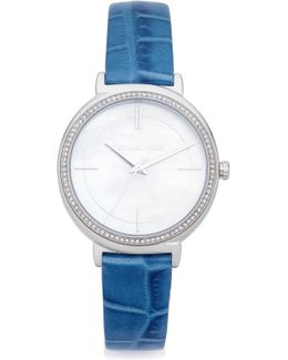 Cinthia Leather Watch