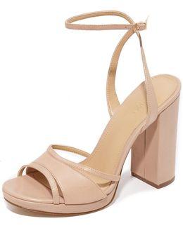 Yoonie Platform Sandals