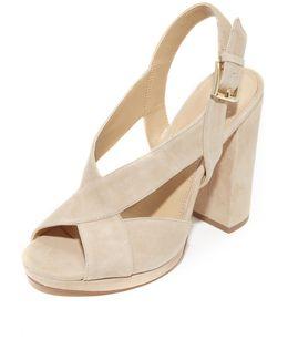 Becky Platform Sandals