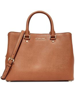 Savannah Satchel Tote Bag