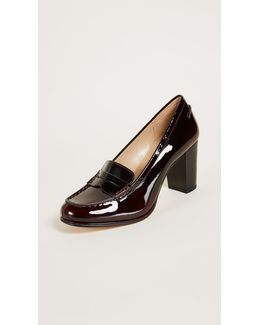 Bayville Heeled Loafers
