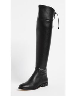 Jamie Flat Over The Knee Boots