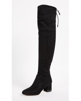 Jamie Over The Knee Boots
