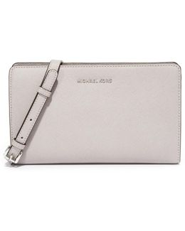 Large Cross Body Clutch