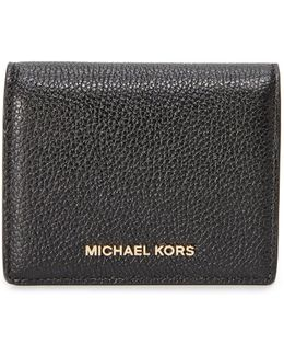 Money Pieces Flap Card Holder