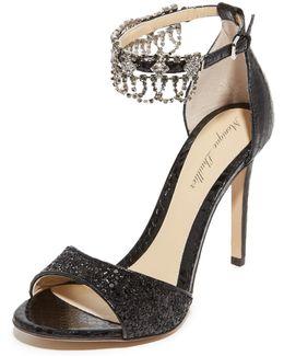 Evelyn Ankle Strap Sandals