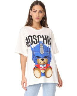 Transformers Bear T-shirt