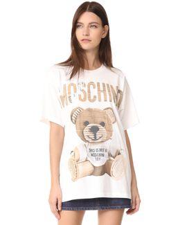 Oversize Bear Shirt