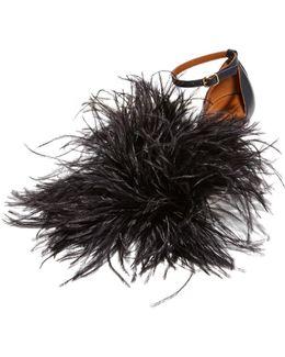 Nicoletta Feather Sandals