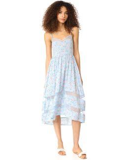 Layla High Low Dress