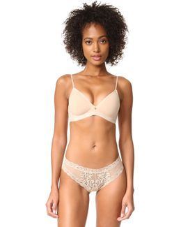 Understated Contour Wire Free Bra