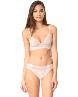 Bliss Perfection Triangle Day Bra