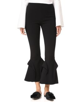 N/ Double Frill Pants