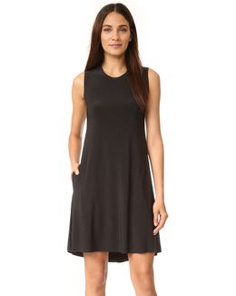 Kamali Kulture Sleeveless Swing Dress
