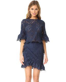 Valerie Wrap Dress