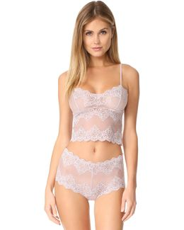 So Fine Lace Cami