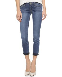 Transcend Verdugo Ultra Skinny Ankle Jeans