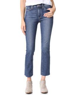 Jacqueline Straight Jeans