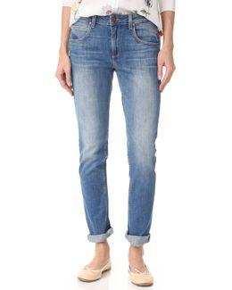 Rosie Hw X Astrid Skinny Jeans
