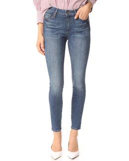 Hoxton Transcend Vintage Ankle Jeans