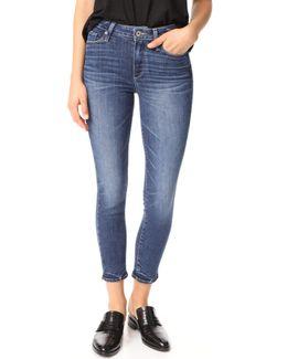 Transcend Vintage Hoxton Crop Jeans
