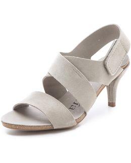 Willow Low Heel Sandals