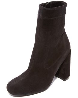 Yarrow Ankle Booties