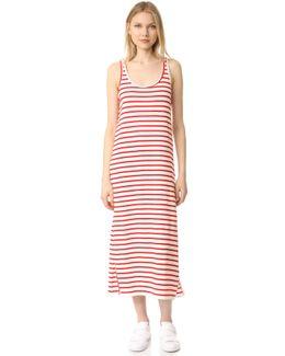 Iconic Striped Tank Dress