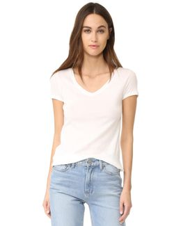 1x1 Light V-neck Tee
