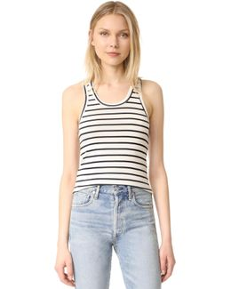 1x1 Iconic Striped Tank