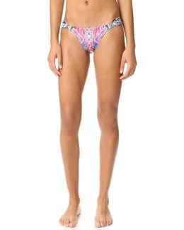 Fanned Bikini Bottoms