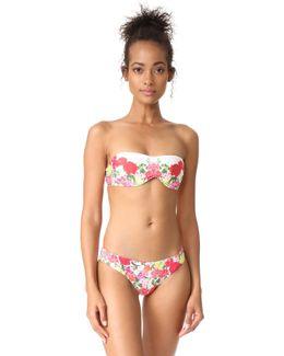 Eden Bandeau Bikini Top