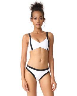 Tux Sporty Bikini Top